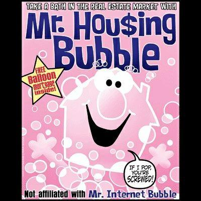 Mr Housing Bubble