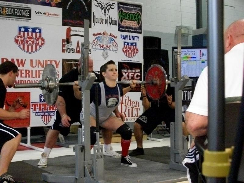Sam Shores, 17 time Powerlifting World Record Holder