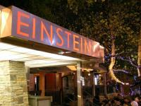 Einstein's Midtown Atlanta - A Great Patio Restaurant!