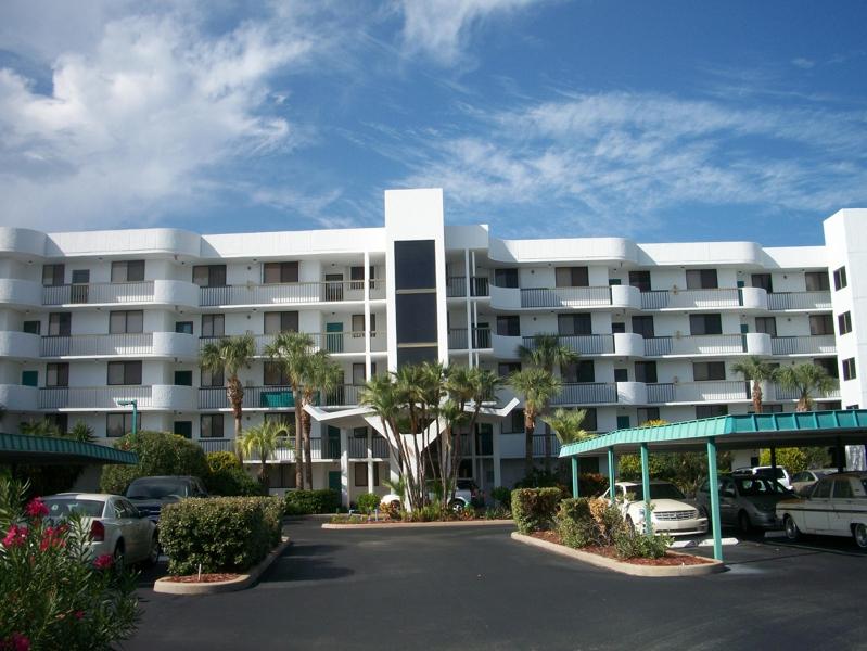 Treasure Island Club Condos in Cape Canaveral FL