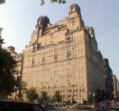 The Beresford Elegant Upper Westside Manhattan Co Operative New York City