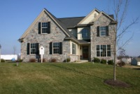 Beautiful Fulton II Model by EGStoltzfus Homes, LLC