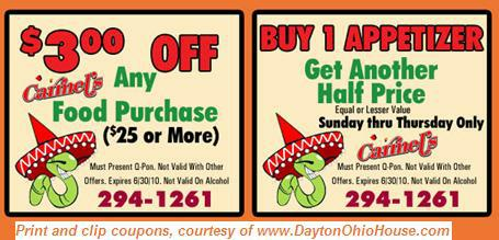 Oakwood Ohio coupon