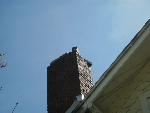 Suspicious Chimney Cap