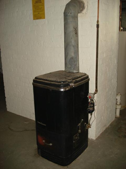 Warm Morning Coal Stove Model 818 Manual Parts
