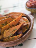 Happy Thanksgiving Sweet Potatoes