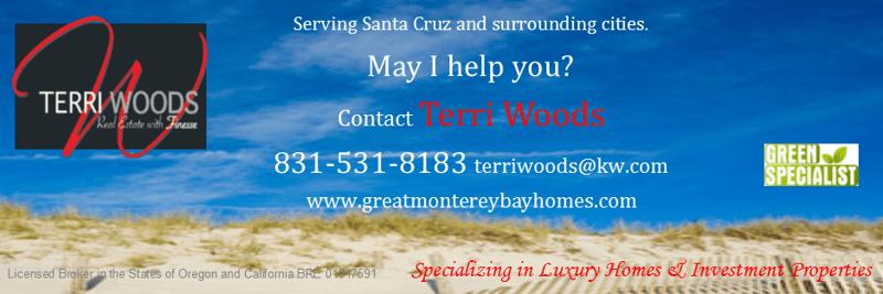 Terri Woods Santa Cruz Real Estate