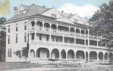 1912 belleview hotel on lake orion