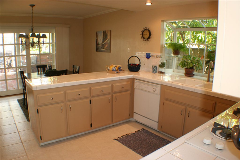 Pro Staged Homes Kitchen After Staging