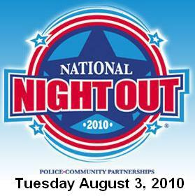 National Night Out Wake Forest NC