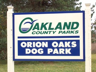 Orion Oaks Dog Park Lake Orion Michigan