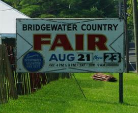 Bridgewater country fair