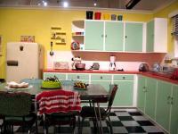 1950s/60s kitchens on Pinterest | 1960s Kitchen, 1960s and ...