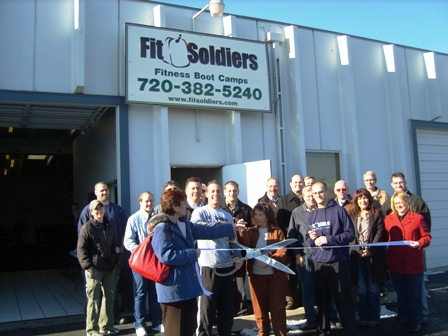 exterior shot of fit soldiers northglenn colorado location