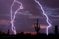 Tucson: The Best Place to Photograph Lightning