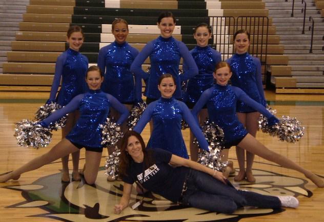 West Shore Junior Senior High Dance Team