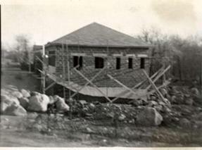 Original Dairy Bar in 1953