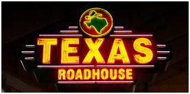 Texas Roadhouse Sign