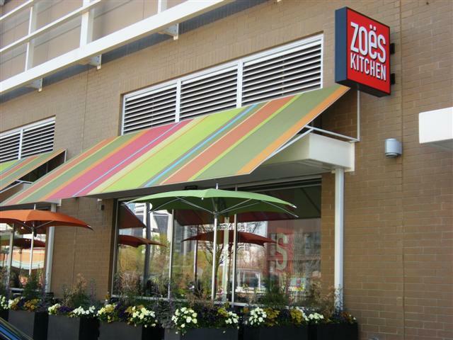 Zos Kitchen in Midtown Charlotte NC