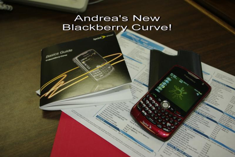 Andreas new blackberry