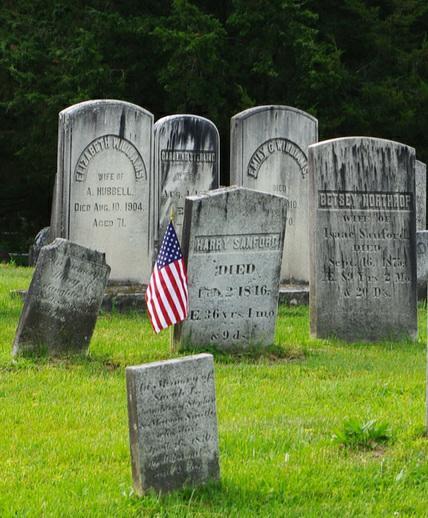 Center Cemetery Memorial Day