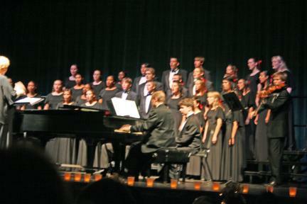 Harrison School for the Arts - Chorus