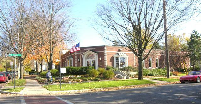 Rockford Public Library Rockford MI