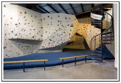 AUstin Rock Gym