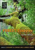 forest canopies book by M D Lowman