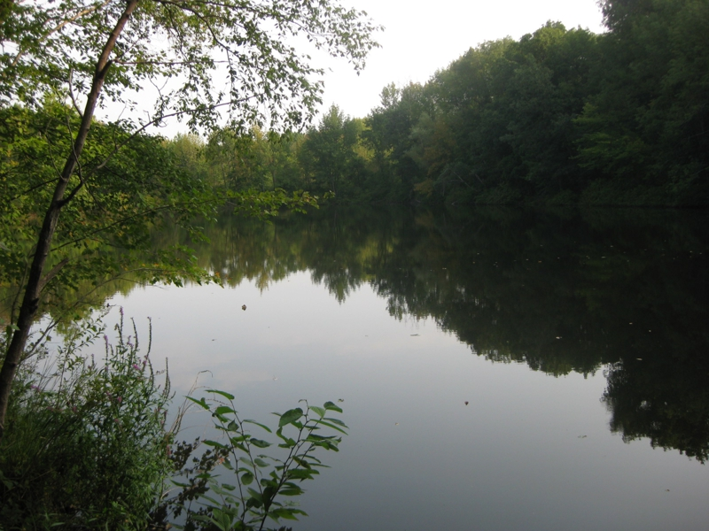 indian hill pond