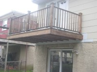 The Cantilevered Balcony
