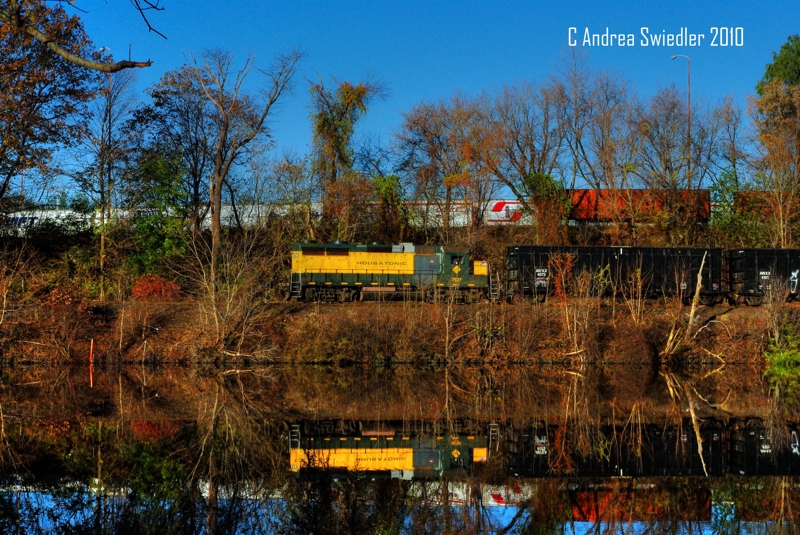 Housatonic River Trains
