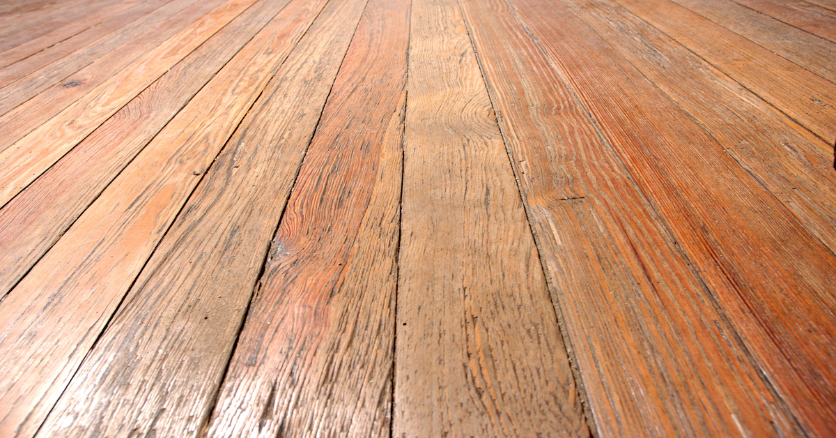 Refinish or Replace Old Hardwood Floors in Your Home