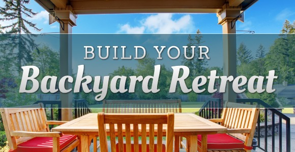 5 Ideas for Building the Ultimate Backyard Oasis