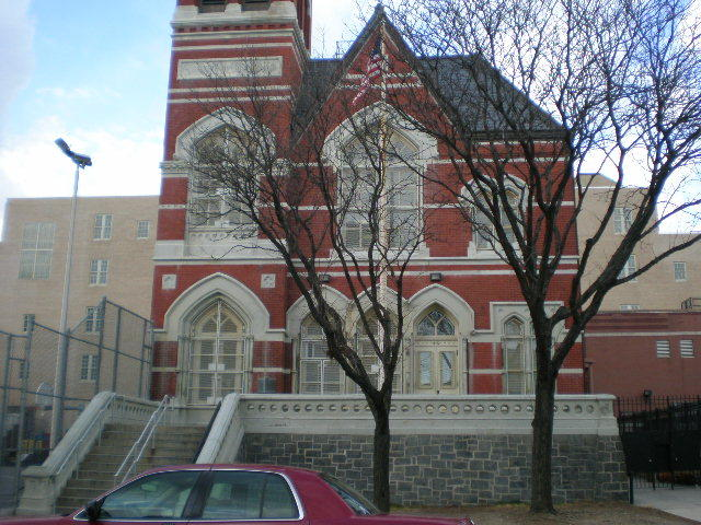 Flatbush Town Hall Building