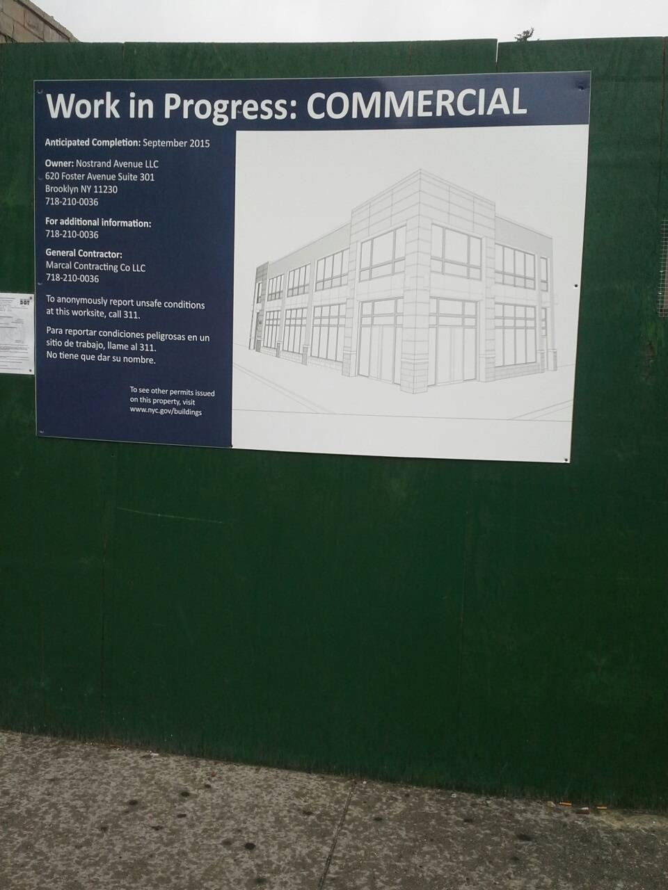 what are they building on my block in brooklyn