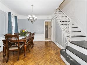 interior of a brooklyn home for sale