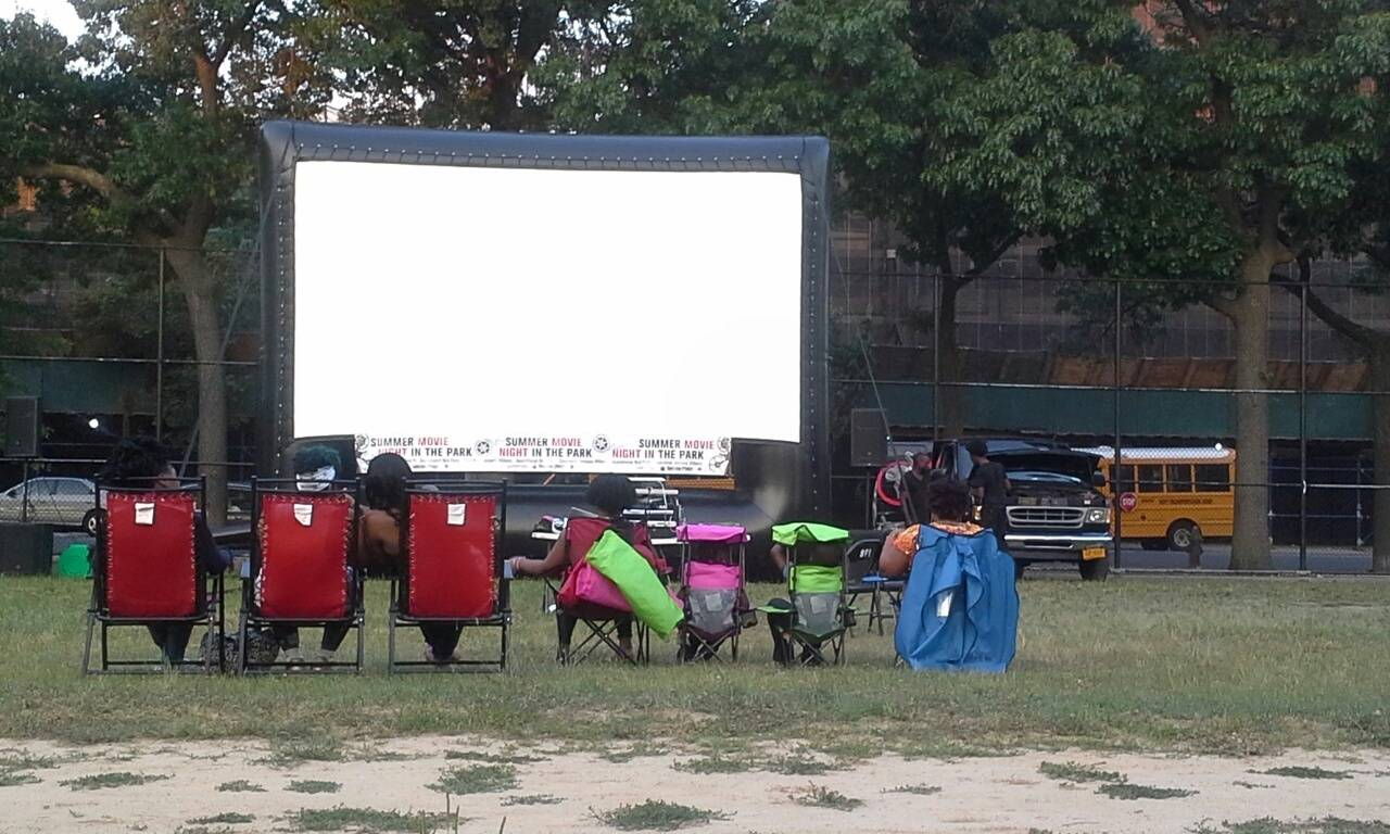 free summer movies series in flatbush brooklyn