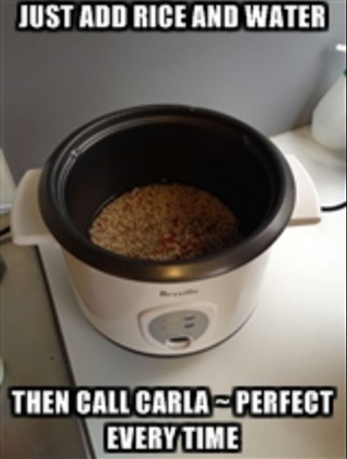 Rice Cooker Meme : cooker, Cooker, Estate