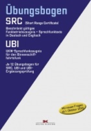 SRC, UBI Übungsbogen für die SRC / UBI Prüfungsvorbereitung in Nürnberg