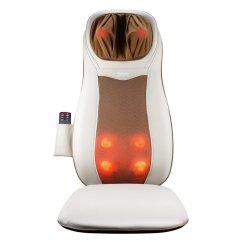Shiatsu Chair Massager Lean Forward [review] Sable Back