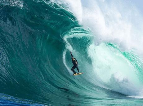 Surf Wall