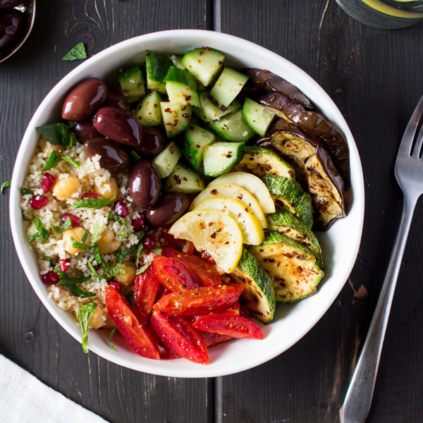 Moroccan Salad Bowl