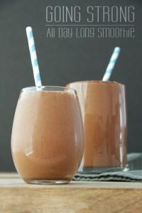 This smoothie recipe featuresAshwagandha