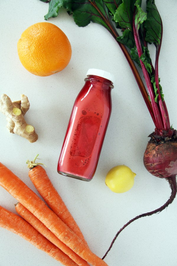 Juicing is a powerful way to support the cleansing of your liver