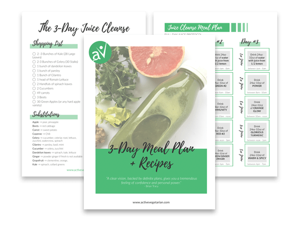 3-Day Juice Cleanse - Whats inside bundle
