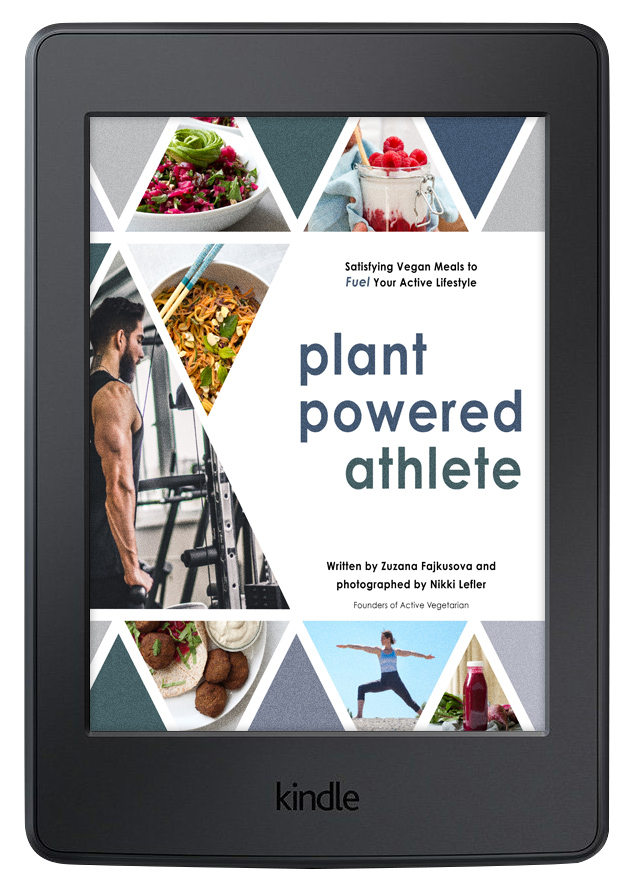 PLANT BASED ATHLETE by Active Vegetarian