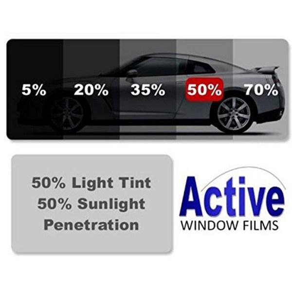 Ultra Light Black Car Window Auto Tint Film