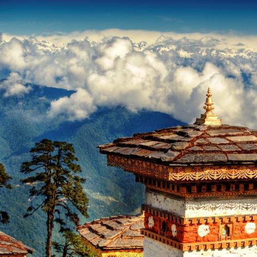 Wyjazdy - Bhutan
