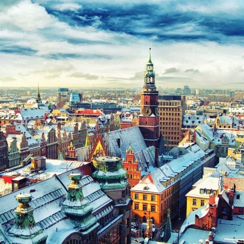 Konkurs na najlepszą europejską miejską destynację